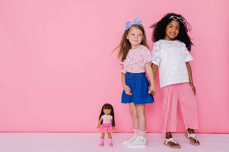 Doll-Inspired Shoe Collections