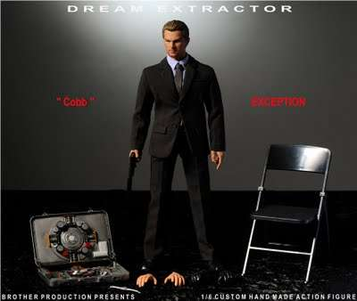 'Inception' Action Figures