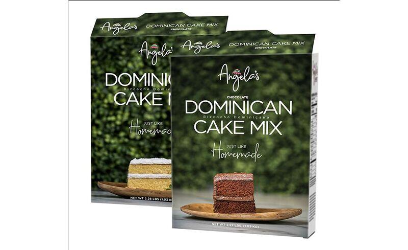 Traditional Caribbean Cake Mixes