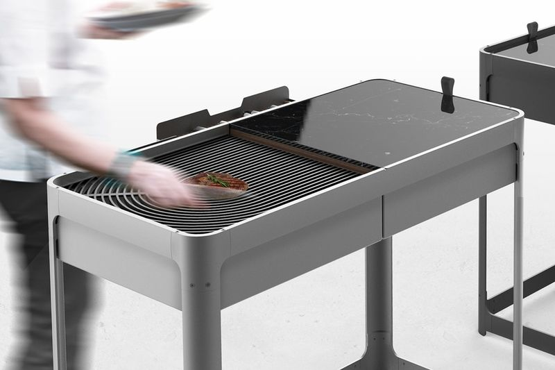 Dual-Sided Barbecues