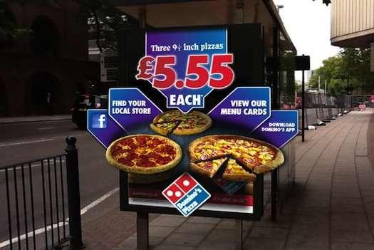 Poster Food Orders