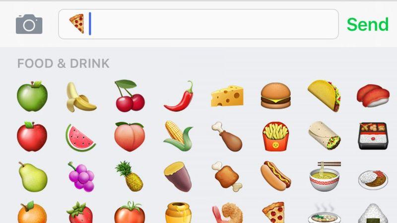 Emoji-Ordering Pizza Apps