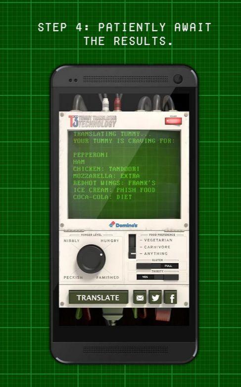 Hunger Translator Apps