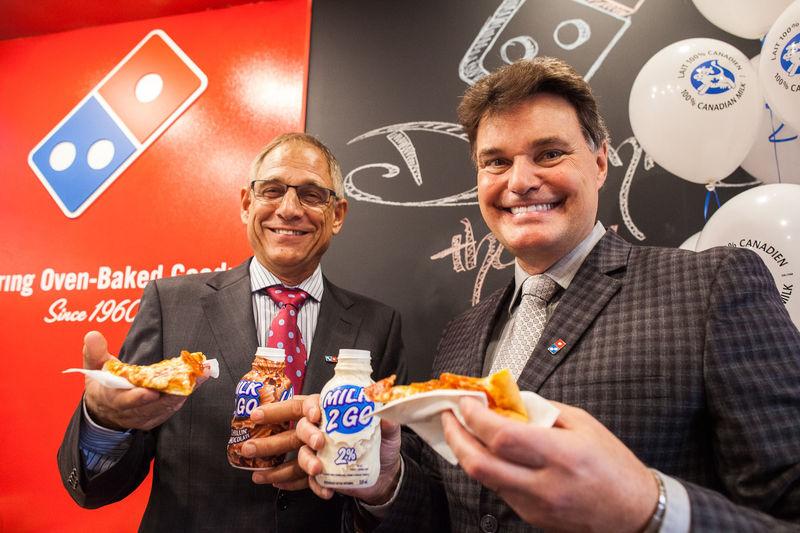 Pizza Ingredient Partnerships