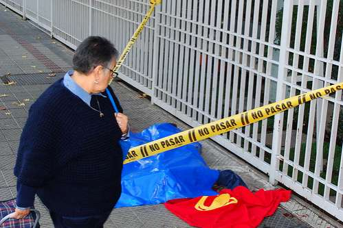 Superhero Crime Scenes