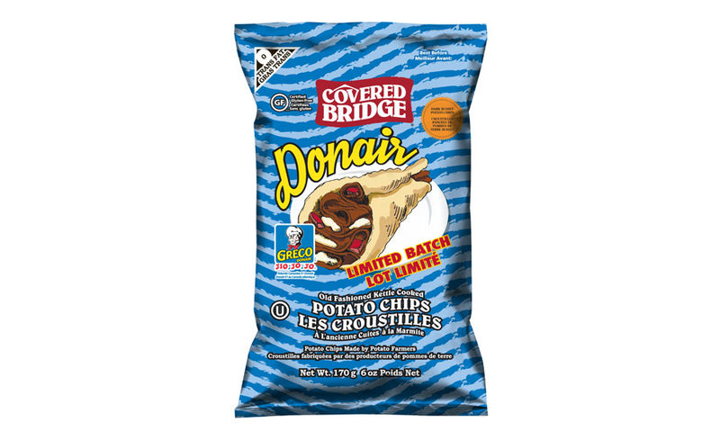 Donair-Flavored Chips