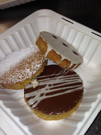 Donut-Tart Hybrid Desserts