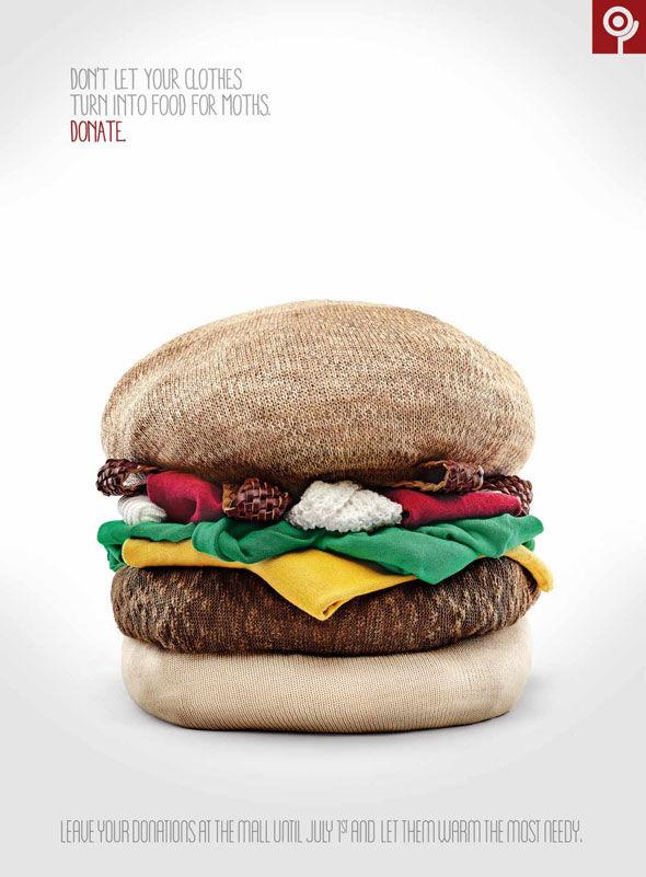 Edible Garment Ads