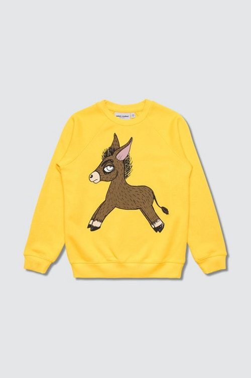 Donkey-Themed Kids Tracksuits