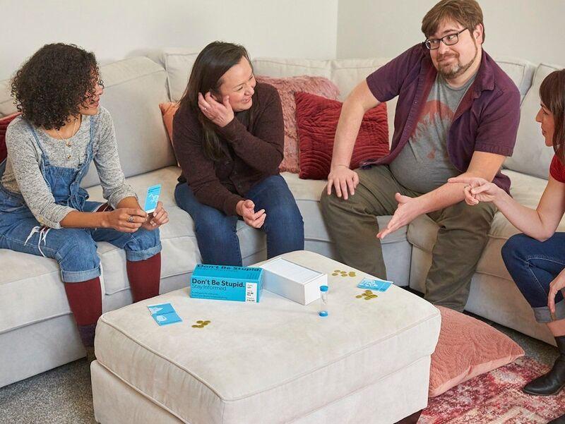 Amusing Trivia Card Games
