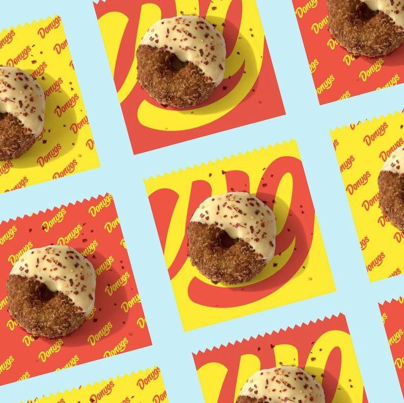 Donut-Shaped Chicken Snacks