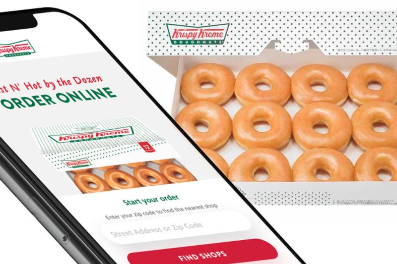 On-Demand Donut Deliveries