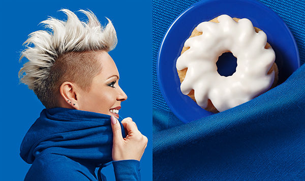 Donut Doppelgänger Photography
