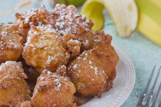 Fruity Donut Fritters