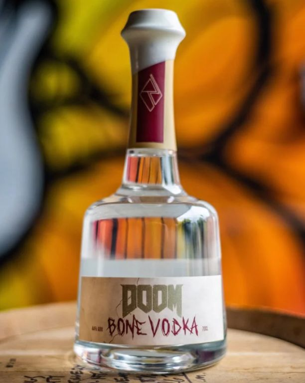 Video Game-Inspired Vodkas