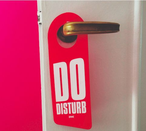 Social-Encouraging Door Decorations