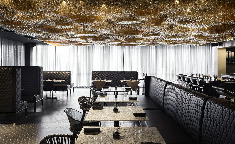 Elegantly Designed Hotel Restaurants