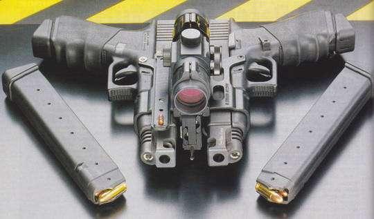 Double-Danger DIY Guns