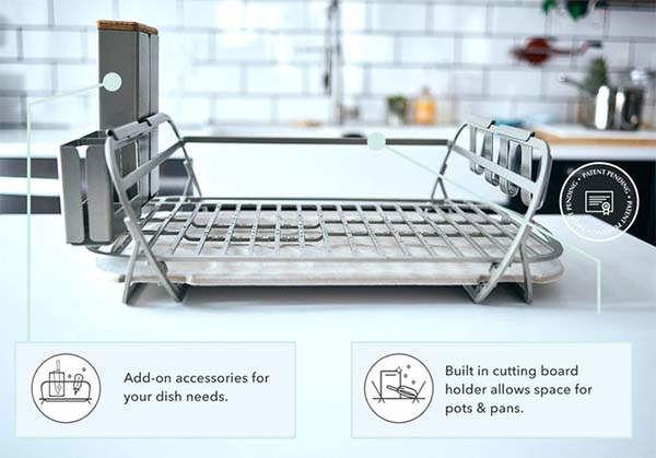 Antibacterial Dish Kitchen Racks