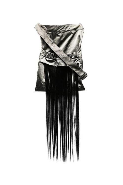 Hair-Trimmed Luxury Bags