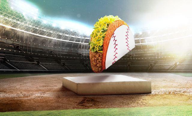 Complimentary Reward Program Tacos