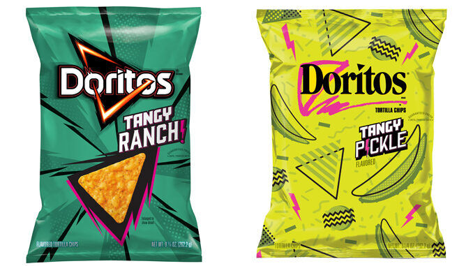 Limited-Edition Tangy Snack Chips