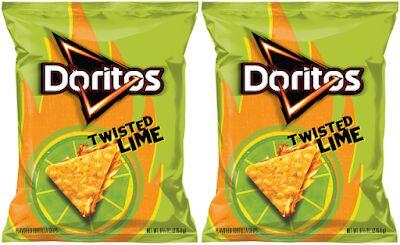 Fiery Lime Tortilla Chips