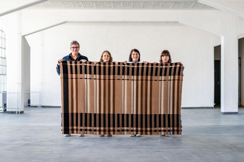 Bauhaus Dormitory Blankets