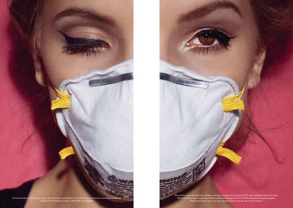 Dust Mask Editorials