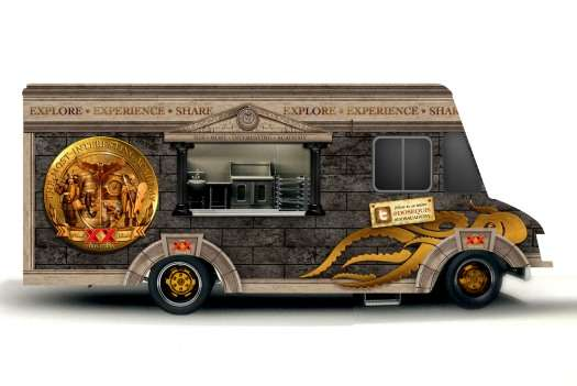 Exotic Traveling Food Trucks