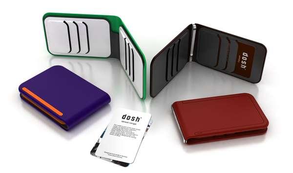 Funky Polymer Pocketbooks