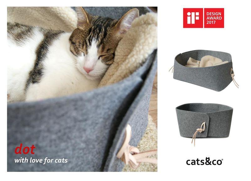 Felt Cat Beds