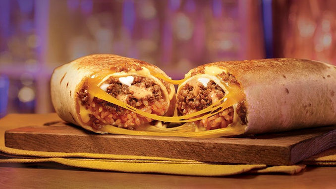 Extra Meaty Cheese Burritos