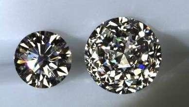 Double Brilliance Diamonds