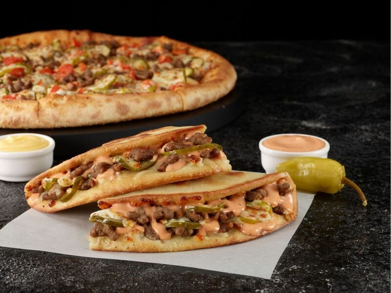 Cheeseburger Pizza Relaunches