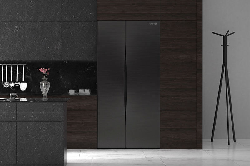 Curtain-Inspired Kitchen Appliances