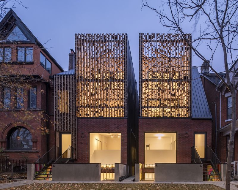 Shimmering Symmetrical Duplexes