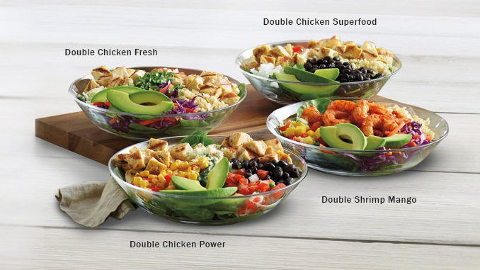 Extra Protein Power Bowls