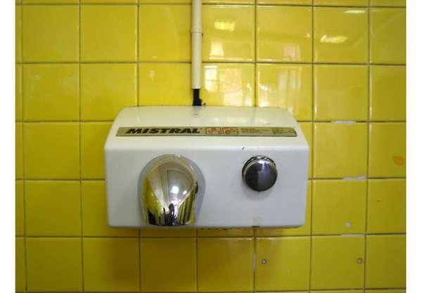 Public Bathroom Photography