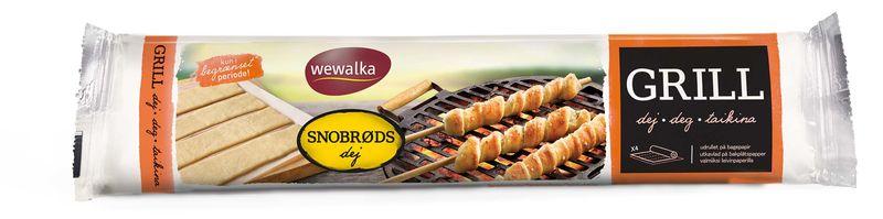 Grillable Breadsticks