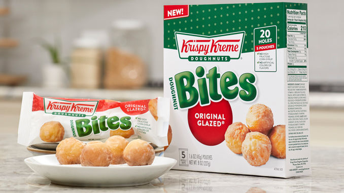 Snackable Bite-Sized Donuts