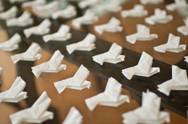 Origami Steeping Satchels