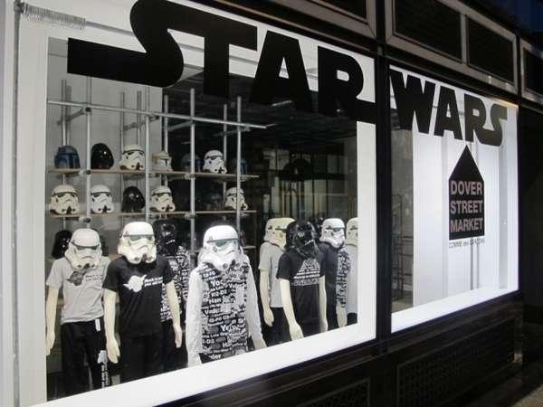 Retro Sci-Fi Retailers