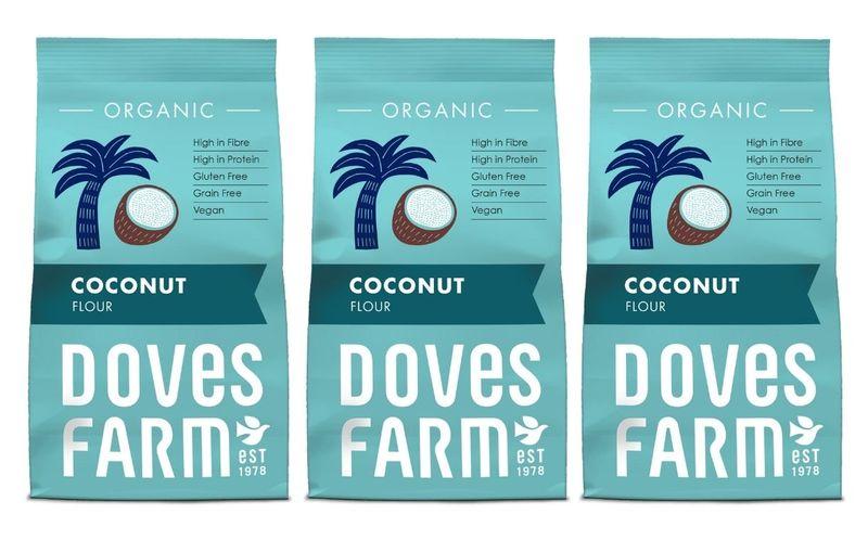 Versatile Coconut-Based Flours