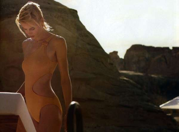 Sultry Canyon Editorials
