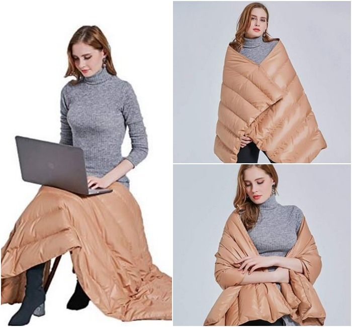 Weather-Resistant Outerwear Blankets