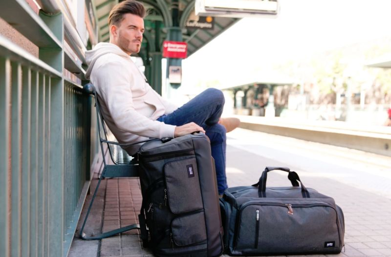 Commuter-Friendly Travel Bags