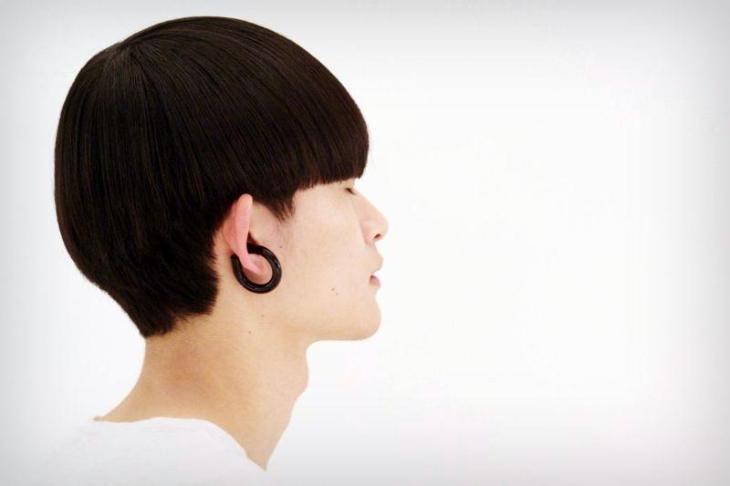 Earring-Inspired Earphones