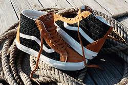 Handwoven Skate Sneakers