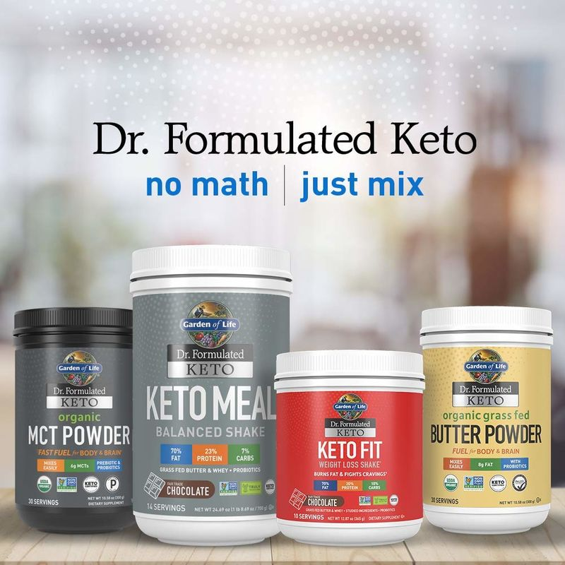 Clean Ketogenic Products